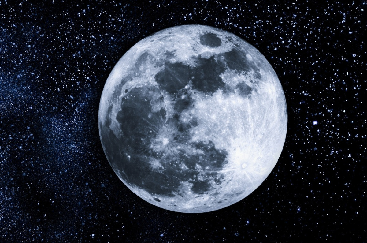 First Full Moon of 2016: Full Moon in Leo/Wolf Moon